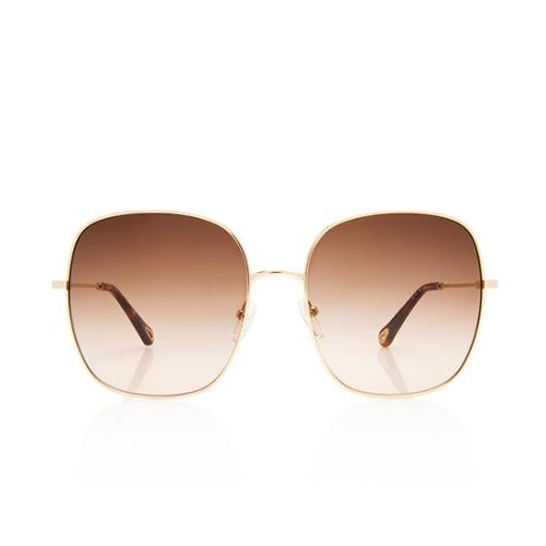 Chloe Oversized Elliz Sunglasses