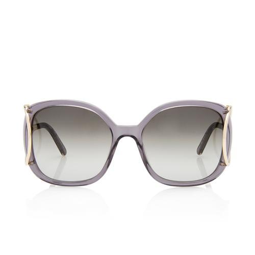 Chloe Round Jackson Sunglasses