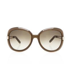 Chloe Round Sunglasses