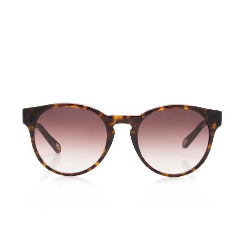 Chloe Round V Sunglasses