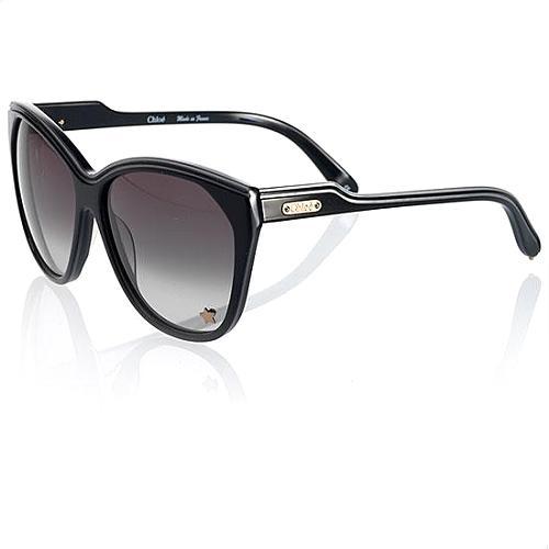Chloe Tilia Oversized Metal Star Sunglasses