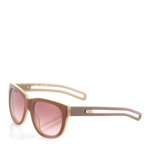 Chloe Wayfarer Sunglasses