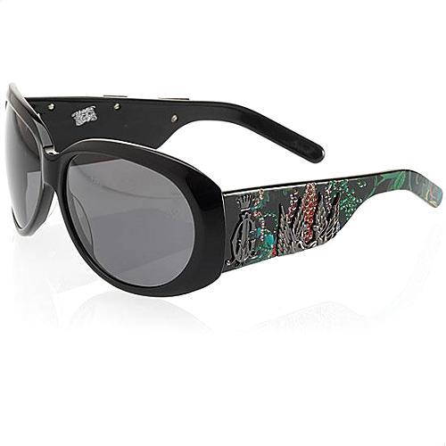 Christian Audigier Broken Hearts Sunglasses