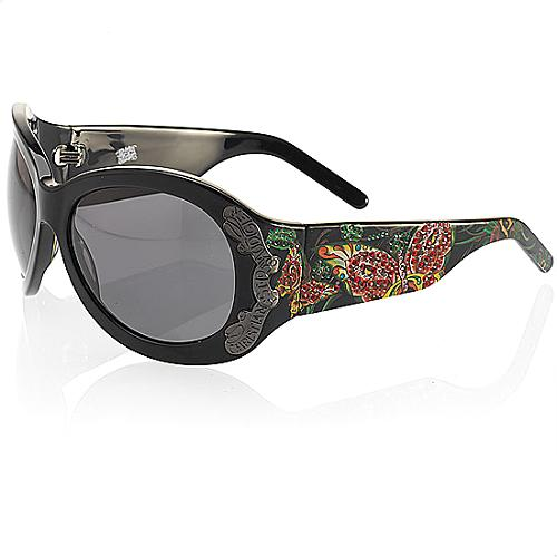 Christian Audigier Butterfly Garden Sunglasses