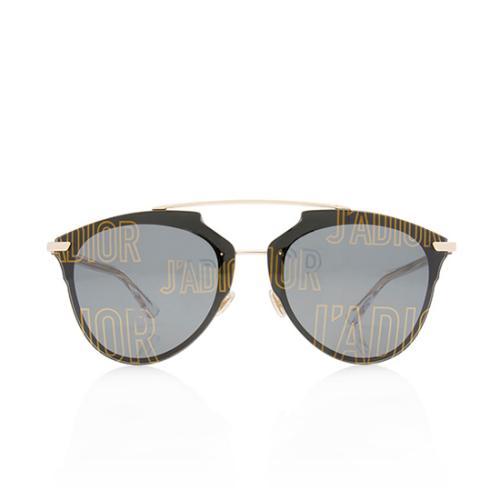 Dior J'Adior Logo Aviator Sunglasses