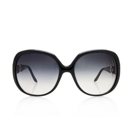 Dior Oversized Dior Zemire 1 Sunglasses