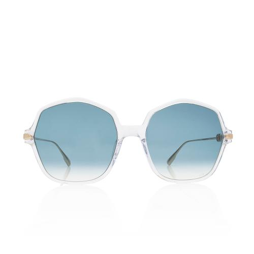 Dior Oversized Link Sunglasses