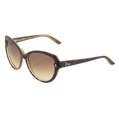 d8dc78c4358 Dior  Pondicherry 1  Cateye Sunglasses