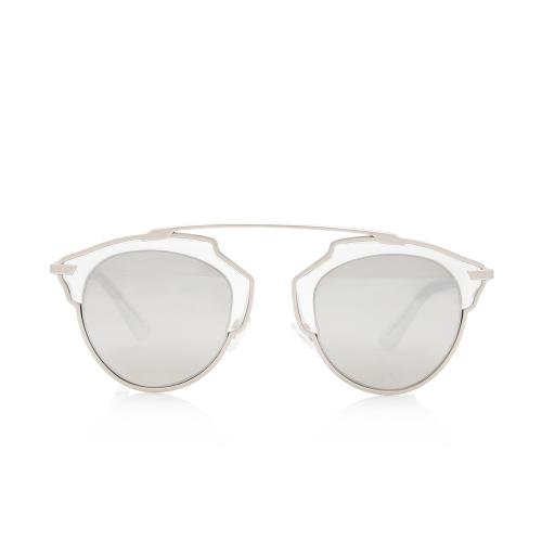 Dior Split Lens So Real Sunglasses