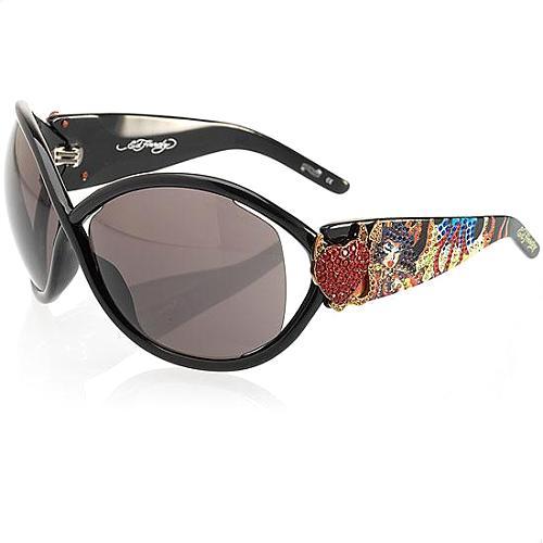 Ed Hardy Pinup Devil Sunglasses
