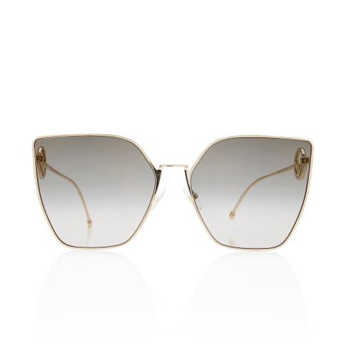Fendi Oversized F Is Fendi Sunglasses