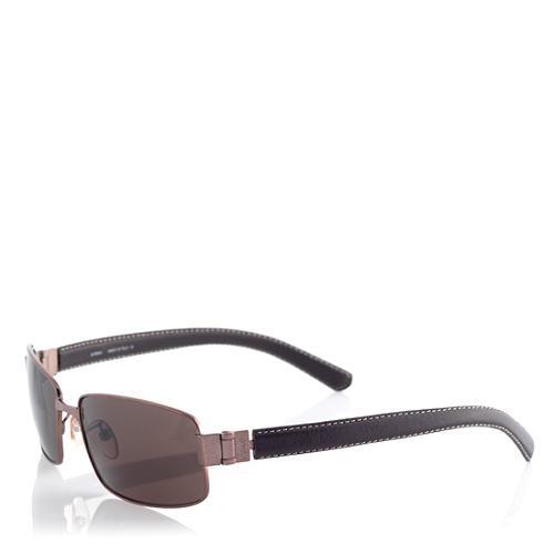 Fendi Selleria Rectangular Sunglasses
