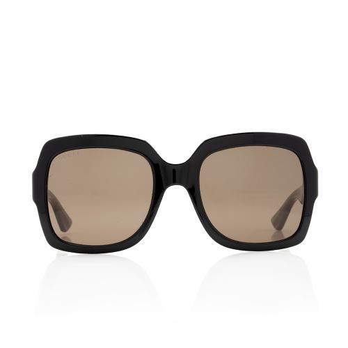 Gucci Glitter Web Sunglasses