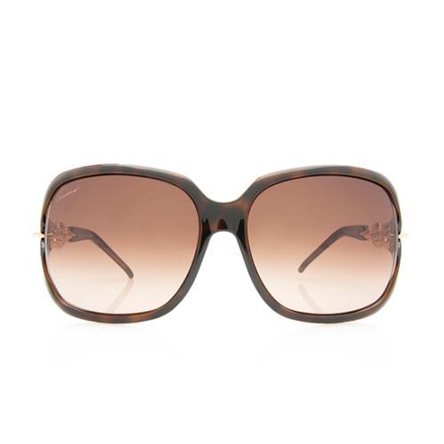 Gucci Marina Chain Crystal Sunglasses