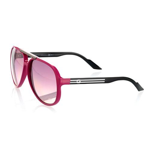 Gucci Medium Aviator With G Detail Sunglasses