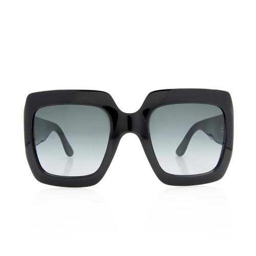 Gucci Oversized Square GG Sunglasses