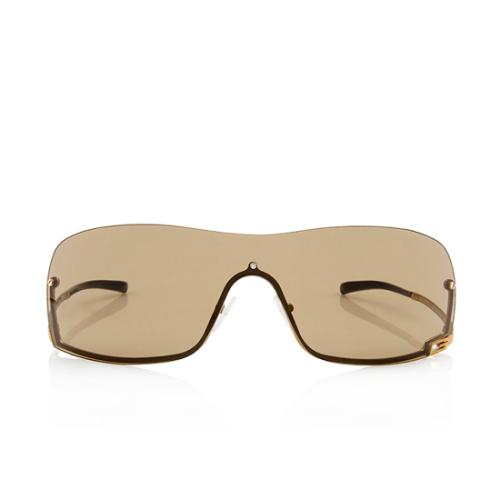 Gucci Sheild Sunglasses