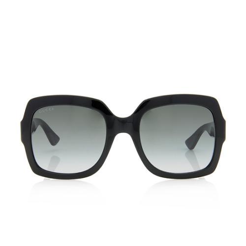 Gucci Square GG Sunglasses