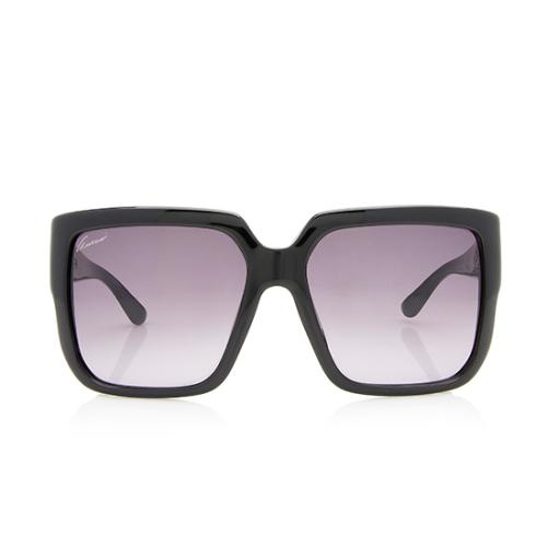 Gucci Square Horsebit Sunglasses