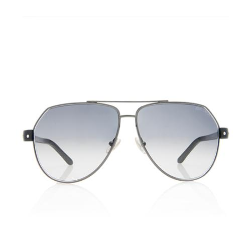 Jimmy Choo Charley Aviator Sunglasses