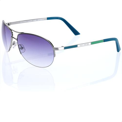 Juicy Couture Whimsy Aviator Sunglasses