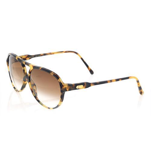 Louis Vuitton Amory Tort Sunglasses