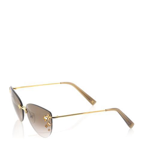Louis Vuitton Desmayo Cat Eye Sunglasses
