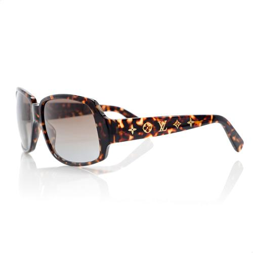 d03e8dbf5aa Louis Vuitton Obsession Carre Landscape Sunglasses