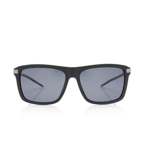 Louis Vuitton Polarized Damier Graphite Alliance Sunglasses