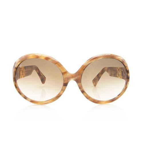 Louis Vuitton Round Suspense Sunglasses