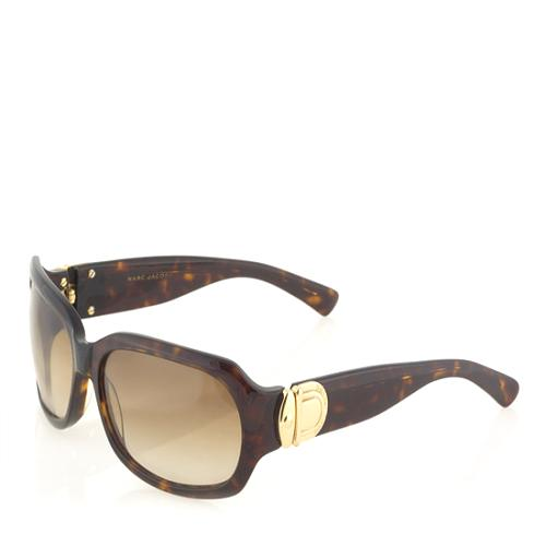 Marc Jacobs Buckle Rectangle Sunglasses
