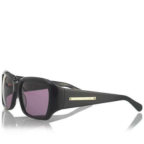 Marc Jacobs Large Square Plastic Sunglasses
