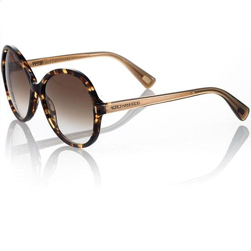 Marc Jacobs Round Oversized Sunglasses - FINAL SALE