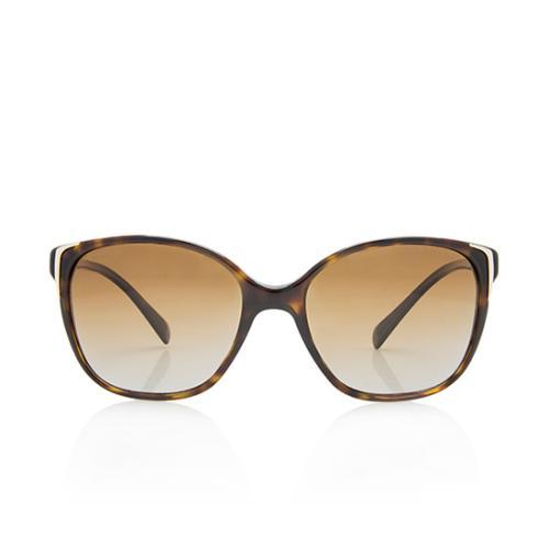 Prada Polarized Cat-Eye Sunglasses