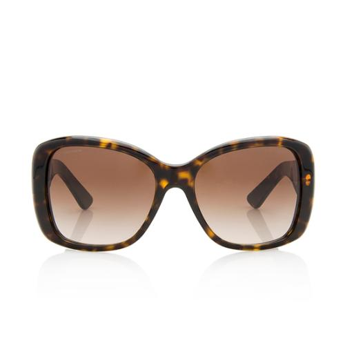 Prada Polarized Square Sunglasses