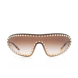 Prada Studded Cat-Eye Sunglasses