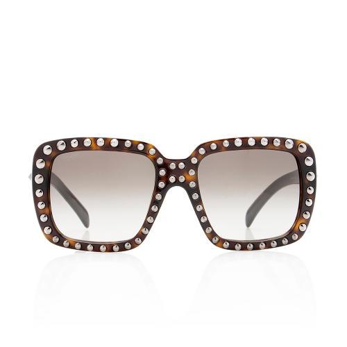Prada Studded Sunglasses
