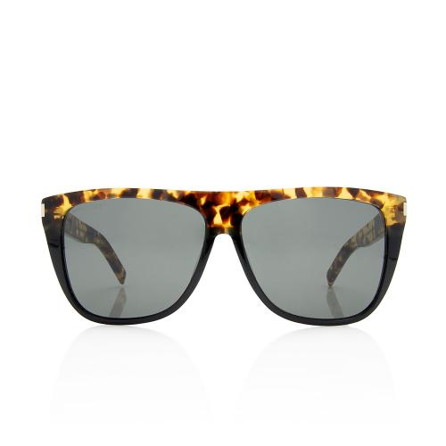 Saint Laurent Rectangle Sunglasses