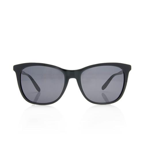 Salvatore Ferragamo Crystal Sunglasses