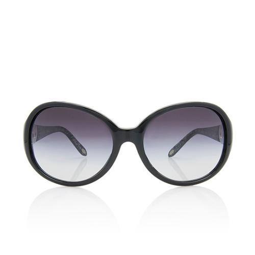 Tiffany & Co. 1837 Oval Sunglasses