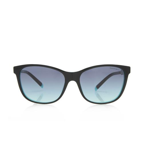Tiffany & Co. Crystal Sunglasses