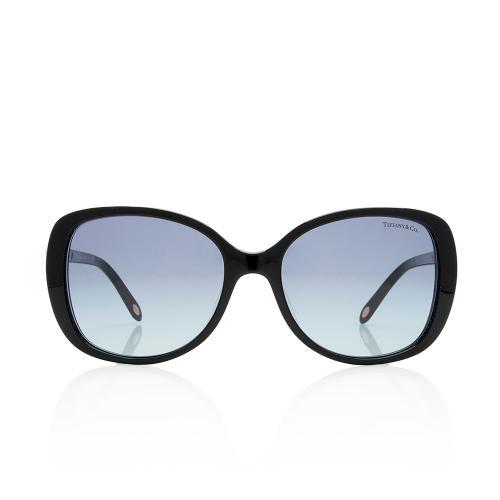 Tiffany & Co. Crystal Sunglasses