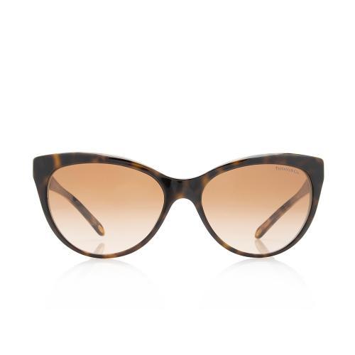 Tiffany & Co. Filagree Cat Eye Sunglasses