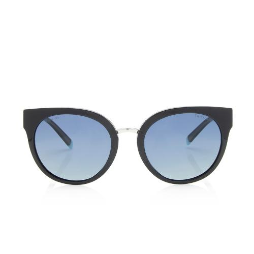 Tiffany & Co. Round Tiffany T Sunglasses