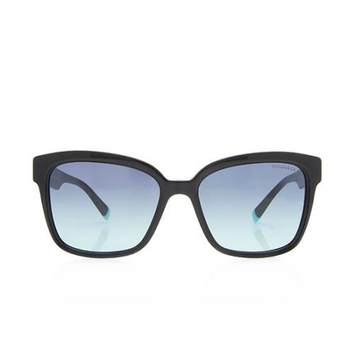 Tiffany & Co. Square Logo Sunglasses