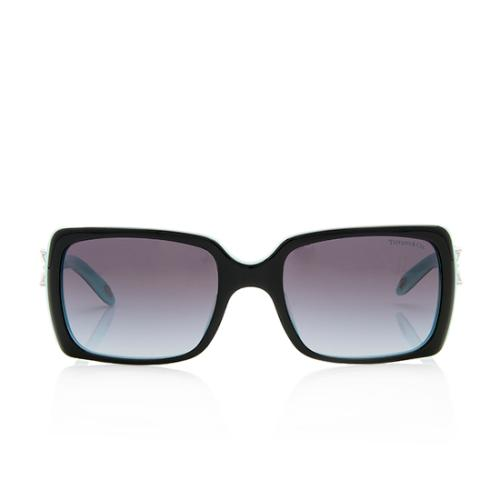 Tiffany & Co. Victoria Rectangular Sunglasses