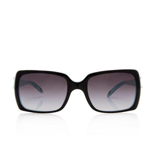 Tiffany & Co. Victoria Rectangular Sunglasses