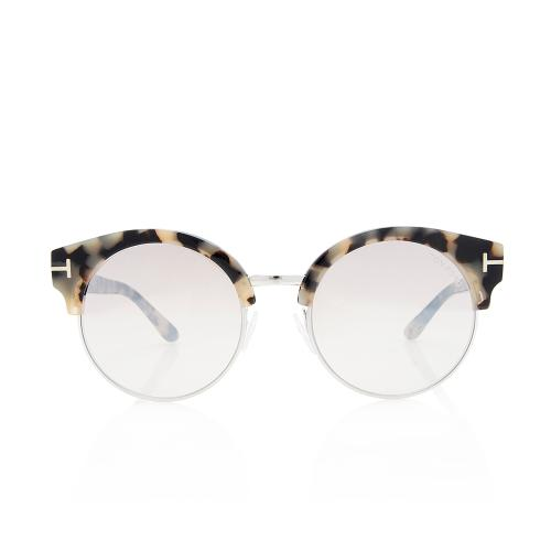Tom Ford Alissa Clubmaster Sunglasses
