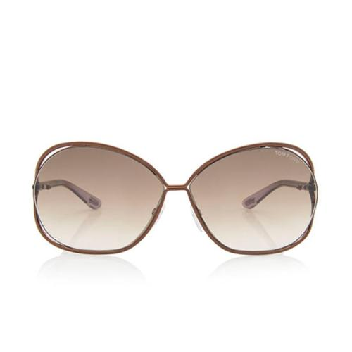 Tom Ford Carla Sunglasses - FINAL SALE