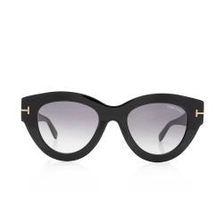 Tom Ford Cateye Slater Sunglasses